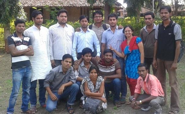 Fellows at Seva Gram Wardha