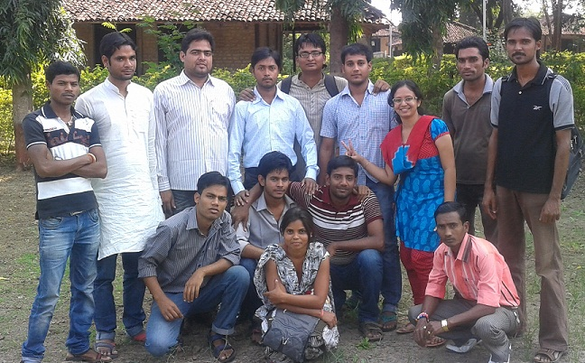 Fellows at Seva Gram Wardha